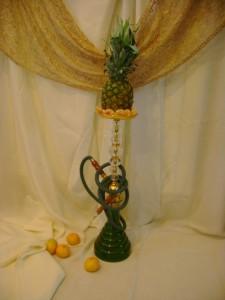 Кальян на фруктах – способы приготовления на яблоке, ананасе, грейпфруте, апельсине. Основные отличия от традиционного кальяна