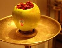 Кальян на зеленом яблоке