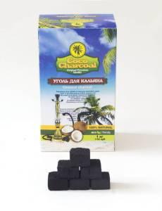 Кокосовый уголь для кальяна