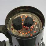правильный выбор угля для кальяна