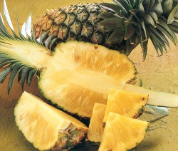 как сделать кальян на ананасе