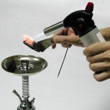 Зажигалка для кальяна