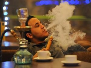 Запрет курения кальяна в Кувейте