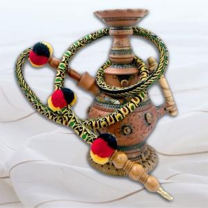 глиняные кальяны Наргиле и Джамбо