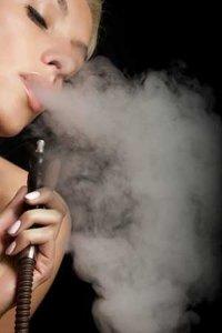 Как сделать так чтобы было больше дыма от кальяна