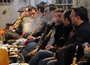 традиции кальянокурения в разных странах