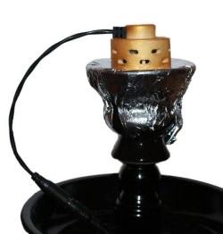 Чем заменить уголь для кальяна