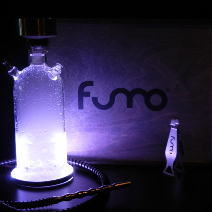 illuminated fumo Jar