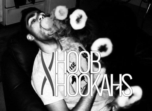 Кольца дыма - Hoob Hookas