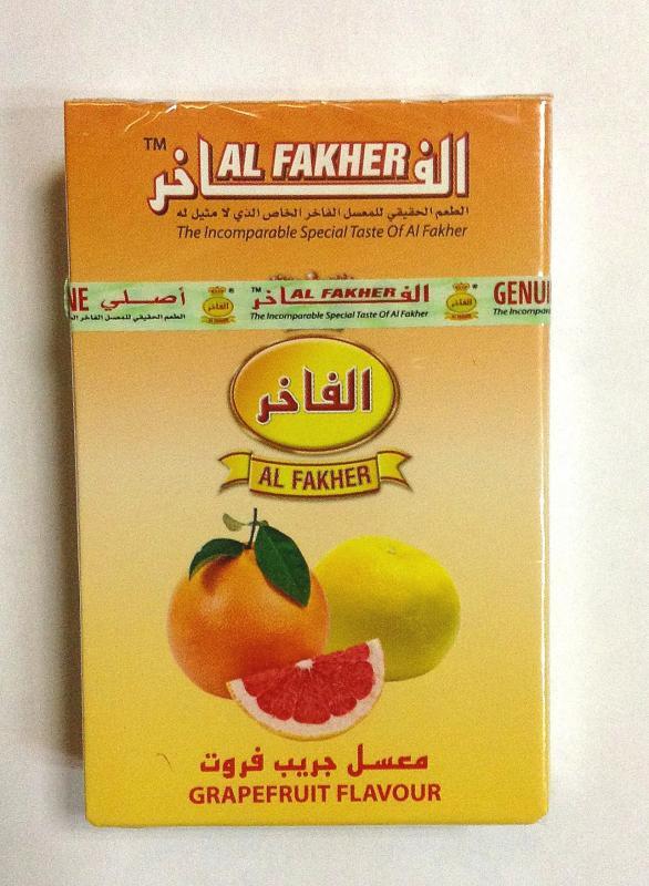 Al Fakher Grapefruit (50 гр) - 90 руб!