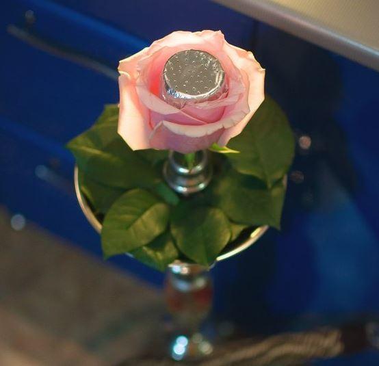 Как сделать кальян на розе